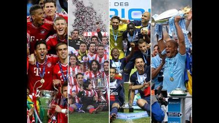 Conoce las fechas de inicio de las ligas europeas y la Champions League