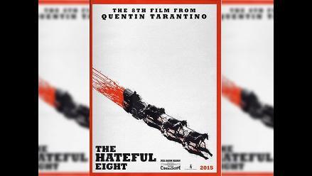 Mira el póster de la próxima película de Quentin Tarantino
