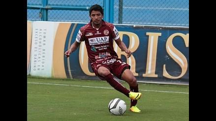Reimond Manco anotó un golazo ante el Juan Aurich