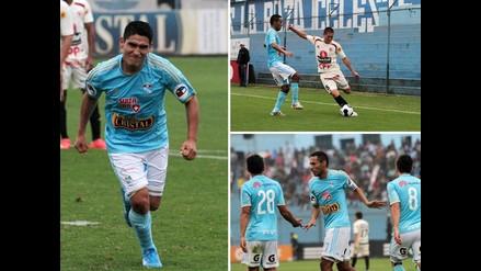 Revive la sonante goleada de Sporting Cristal a León de Huánuco