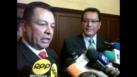Declaran improcedente inscripción de Chimpum Callao para elecciones