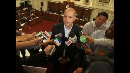 Tejada descarta que hayan anulado apelación sobre caso García