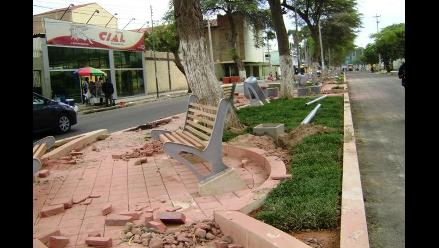 Áncash: Subregión Pacífico reportó 71 obras paralizadas y cuantiosa deuda