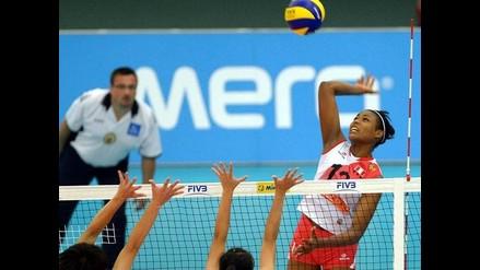 Grand Prix de Voleibol: Perú cayó 3-0 ante Puerto Rico en Trujillo