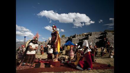 Cusco: sacerdotes andinos realizan ritual agradeciendo a la Pachamama