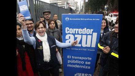 Se implementarán 17 rutas alimentadoras para corredor Tacna-Arequipa