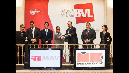 Medrock consiguió una tasa de 3,7% en colocación del MAV