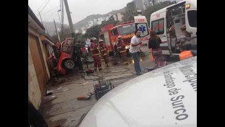 ¡Salvó de morir! Farid Ode sobrevivió a grave accidente vehicular