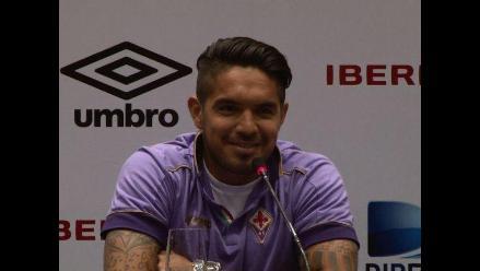Juan Vargas: Emocionado por jugar ante Rainer, que tiene menos pelo