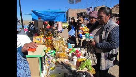 Con Ch ́allachi inicia mes de la Pachamama en Juliaca