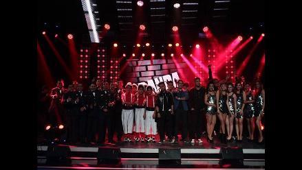 Video: Así se vivió la gran final de La Banda
