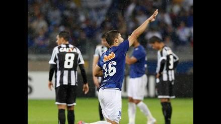 Cruzeiro empató 1-1 con Botafogo en el Maracaná y lidera el Brasileirao
