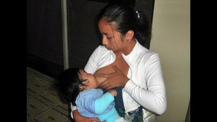 Unicef: Amamantar recién nacidos salvaría medio millón de vidas al año