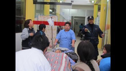 Ayacucho: accidente dejó unas 53 personas heridas en la vía Puquio-Lucanas