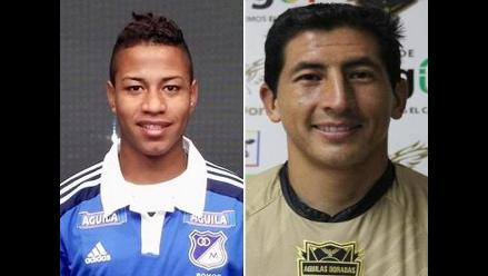 Delanteros Andy Polo y Johan Fano sumaron minutos en Colombia