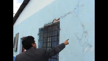 Piura: siete sismos dejaron dos viviendas afectadas y tres ingresos a clínica