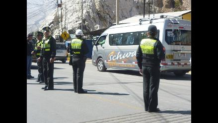 Puno: intensificarán patrullaje motorizado en Cojata