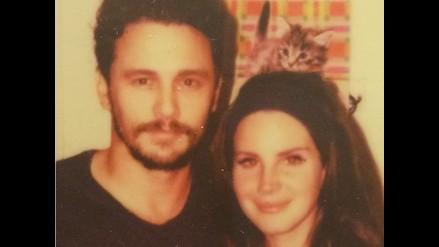 Especulan sobre relación entre Lana del Rey y James Franco