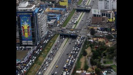 Se reanuda aplicación de fotopapeletas en Vía Expresa de Paseo de la República