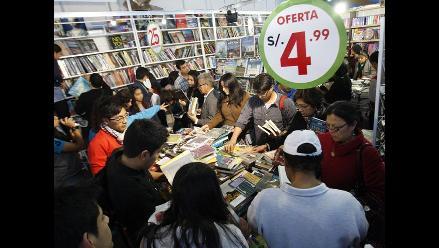 Feria del Libro superó récord de asistencia de pasadas ediciones