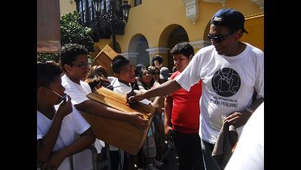 Ministerio de Cultura ofrece velar a Rafael Santa Cruz