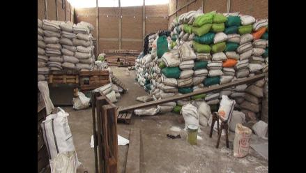 Chiclayo: intervienen local donde se adulteraba sal doméstica