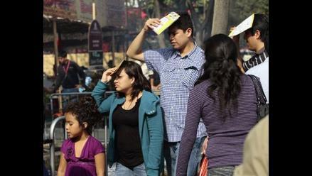 Senamhi pronostica brillo solar en Lima durante los próximos días
