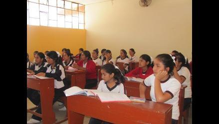 Yurimaguas: alumnos retornan a clases tras suspensión de huelga