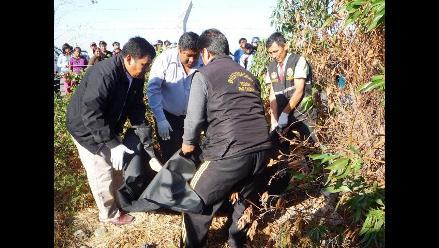 Chiclayo: hallan cuerpo de adolescente sin vida al interior de un saco