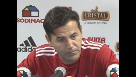 Ahmed no arriesgará a Ávila frente a Alianza sino está al cien por ciento