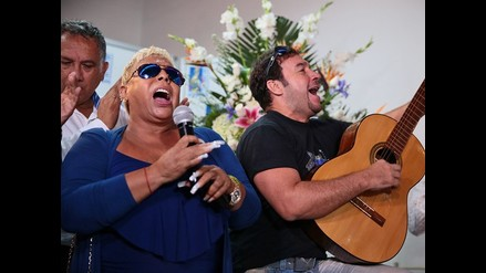Lucía de la Cruz sobre Rafael Santa Cruz: ´Hicimos una película juntos´