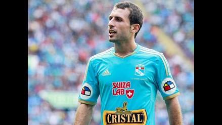 Horacio Calcaterra: Ganarle a Alianza Lima es fundamental para Cristal