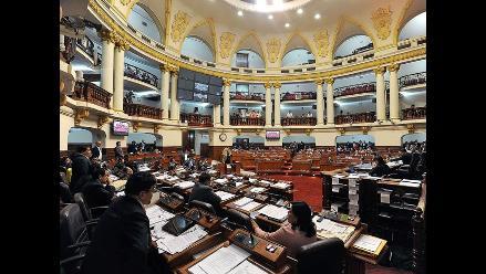 No definen comisiones del Congreso ante eventuales cambios en bancadas
