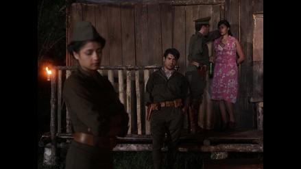 Melania Urbina enciende la pantalla grande en ´Mono con gallinas´