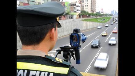 Los cinemómetros: Conoce los equipos que determinarán las fotopapeletas