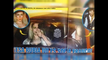 Toda la verdad sobre el ´ampay´ a la expareja de Sofía Franco