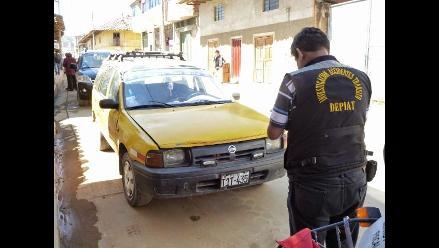 Huamachuco: realizan pericia para investigar muerte de comerciante