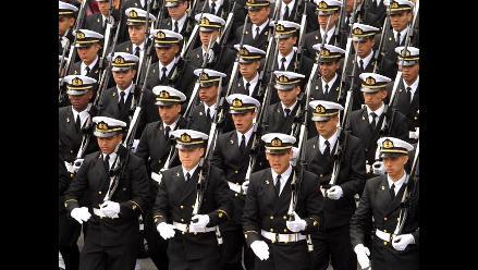 Parada Militar: Marina de Guerra recibe reconocimiento por parte de RPP