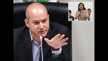 Sergio Tejada: Ana Jara podría ser candidata a la Presidencia el 2016