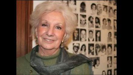 Milagro para abuela de Plaza de Mayo: Encontró a nieto después de 36 años