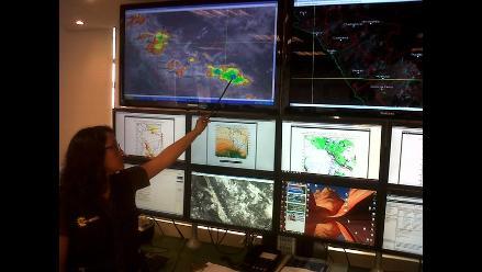 Senamhi advierte la presencia de lluvias y vientos de moderada intensidad