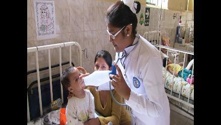 Junín: 16 niños y 12 adultos fallecieron por neumonía