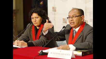PJ pide a la OCMA indagar conducta de jueces del caso Movadef