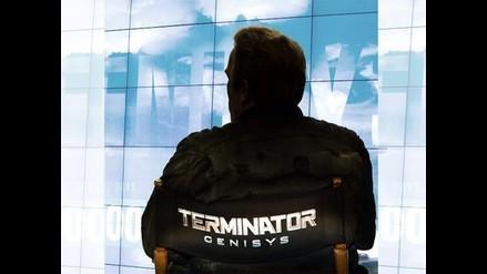 Arnold Schwarzenegger revela el nombre de la nueva