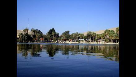 Establecen conservación de la Zona Reservada Laguna de Huacachina