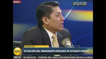Diáspora peruana espera que nuevo Distrito Electoral se haga realidad
