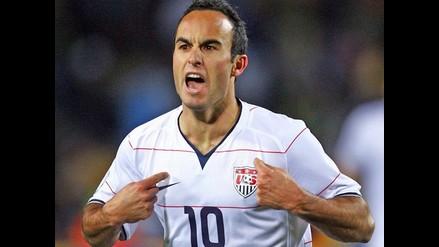 Estados Unidos: Donovan volvió a ser el mejor y dio otra lección de clase
