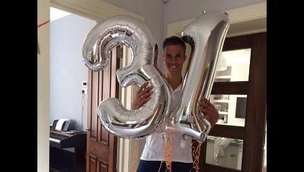 Robin Van Persie está de cumpleaños y aquí te mostramos sus mejores goles
