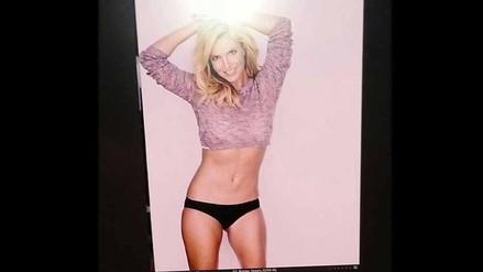Así se ve Britney Spears sin photoshop
