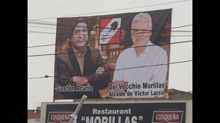 Gastón Acurio critica uso de su imagen en campaña de candidato